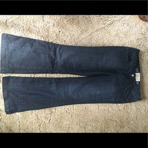 Never worn American Rag flare trousers